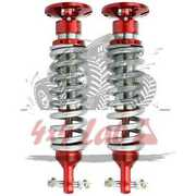 Control Sway-a-way Coilover Kit Front For Gmc Sierra 1500 2007-2018 Afe Power
