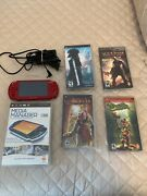 God Of War Psp Console And Games Bundle