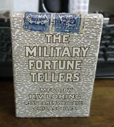 Sealed 1917 The Military Fortune Tellers Deck Ww1 War Antique Chicago Rare