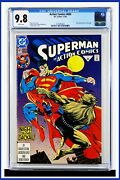 Action Comics 683 Cgc 9.8 1992 First Doomsday Appearance Death Of Superman