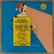Lot Of Carol Burnett Collectiblesfade Out Fade In Lp, '64 Playbill, Sheet Music