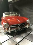 Extremely Rare Acquisition Is Difficult Autoart 1/18 Mercedes-benz 190 Sl