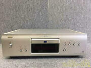 Denon Dcd-1650ae Cd Player Power Supply Voltage 100v From Japan