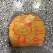 Hello Kitty Mister Donut Collaboration Coin Case
