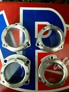 Yamaha Xs650 Window Tappet Covers Machined From 7050 Billet With Polycarbonate