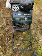 Craftsman Snow Blower 5.0hp/22 4cycle Electric Start For Parts