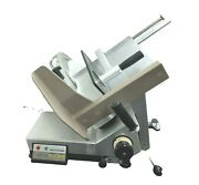 Bizerba Se 12 Us Manual Cheese/deli Meat Slicer Cutter 120 V / Phase 1