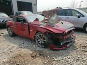 Steering Gear/rack Power Rack And Pinion 20 Wheels Fits 17 Mustang 395122