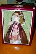 Vintage 1999 Victorian Barbie Doll With Cedric Bear-new In Box