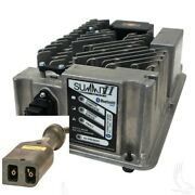 Ezgo Txt Golf Cart Battery Charger Lester Summit Series Ii 36-48v Powerwise