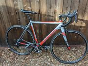 Cannondale Caad 10 With Dura Ace 11 Speed And And Cycleops Powermeter Pro
