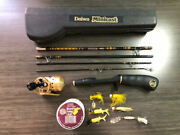 Vintage Fishing Pole - Daiwa Minicast System - Comes With Lures And Line