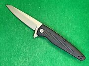 Kershaw 1310wm Hot Wire Assisted Opening Folding Flipper Pocket Knife Used T51