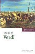 The Life Of Verdi By John Rosselli 9780521660112   Brand New   Free Us Shipping