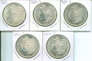Well Matched Morgan Dollar Set - 25 Different Coins - See Pictures And Read