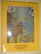 Moebius 2 By Jean Giraud Signed And Limited Graphic Novel