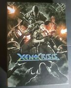 Xeno Crisisstrictly Limitedcollectors Edition Ps4no Gamebox And Extras Only
