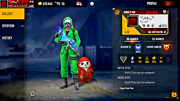 Free Fire Account Lv.66 - Middle East Region - Profesional Account - Criminal