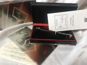 New Production Ended Mont Blanc 2004 Franz Kafka Fountain Pen Japan