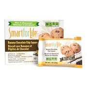 Smart For Life Banana Chocolate Chip Protein Cookies - High Protein Cookie Diet