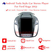 9.7 Android Tesla Style Non-dvd Car Player Gps For Ford Kuga 2013-