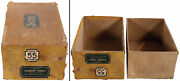 Orig. Pasteboard Box For Stanley No. 55 Plane - Ca. 1950's Era - Mjdtoolparts