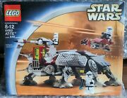 Lego Star Wars At-te Set 4482. New In Factory Sealed Box.