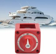 Blue Sea 6007 M-series 300amp Battery Disconnect Switch Single Power Marine Boat