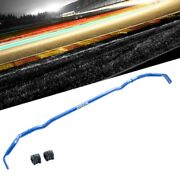 Megan Racing Blue 25.4mm Front Sway Bar For 15-20 Subaru Legacy Bn/outback Bs