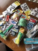 Old..lot Of 16 Vintage Dime Store Toys Sealed Most Marked .10 Cents Hong Kong