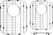 Protector Kitchen Sink Grates - Bottom Grids For Kitchen Sink - Sink Steel Grid