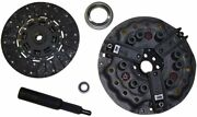 Complete Tractor 2712-6300 Clutch Kit For Farmtrac 545 555 Esl10716 Esl10696