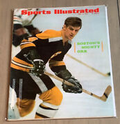 Bobby Orr Boston Bruins - Sports Illustrated - May 4 1970 No Label