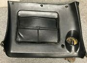 71, 72, 73, 74, 75, 76 Corvette Dash Pad With Map Pocket And Air Vent