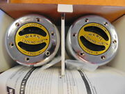 Warn Premium Manual Locking Hubs 4wd 38826 New In Box Chevy Dodge Ford