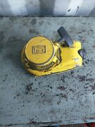 Vintage Mcculloch 250 Chainsaw Recoil Starter Assembly