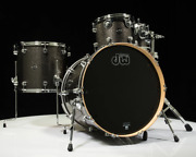 Dw Performance Series 4pc Shell Pack Pewter Sparkle 10/12/16/22