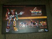 Voltron Lion Force Collector's Set Defender Of The Universe Toynami 2008 New