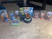 Skylander's Game. Includes Portal, Game And Characters. More In Description
