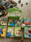 Leapfrog Tag Junior Reading System With Books And Carrying Case