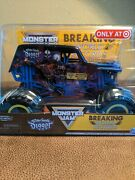 Monster Jam Breaking World Records Son-uva Digger Exclusive Spin Master