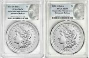 2021 Cc And O Privy Mark Morgan Dollars Pcgs Ms70 Advance Releases