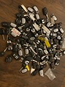 Lot Of 10 Used Oem Car Key Fobs And Smart Remotes Various Manufacturers