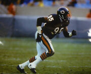 Richard Dent Unsigned Chicago Bears 16x20 Photo 17458