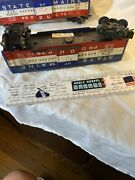 Lionel Trains Postwar 6464 State Of Maine Boxcar Nice Have 2 Available O Scale