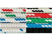Ca Cordage 9.5mm/ 3/8 Double-braid Polyester Rope 150and039300and039or 656and039 8colorcombo
