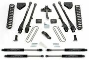 Fabtech K2132m 6 4 Link System W/ Stealth Shocks For Ford F350/f450 4wd