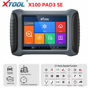 Xtool X100 Pad3 Se Obd2 Key Programmer Full Systems Diagnosis Scanner Tools
