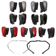 Engine Guard Crash Bar Lower Vented Fairing Fit For Indian Chief Classic 2014-18