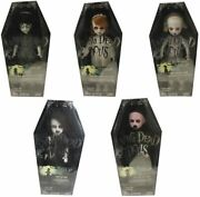 Living Dead Dolls Series 29 Set The Girl In Black The Afterthe Silent One 6a